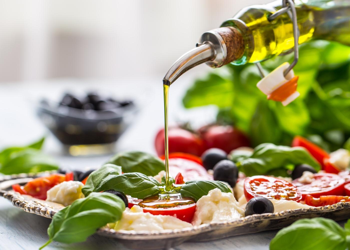 Retirar as gorduras da dieta: o azeite