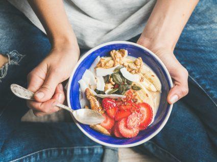 melhores alimentos para não sentir fome: fruta, cereais integrais