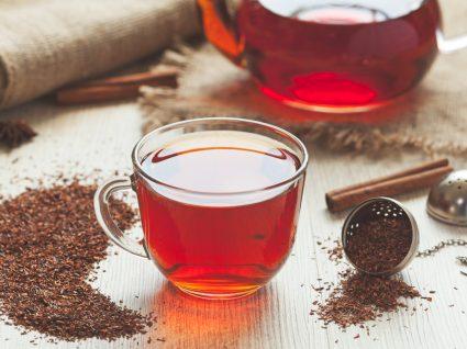 bebidas anti-inflamatórias com rooibos e pimenta