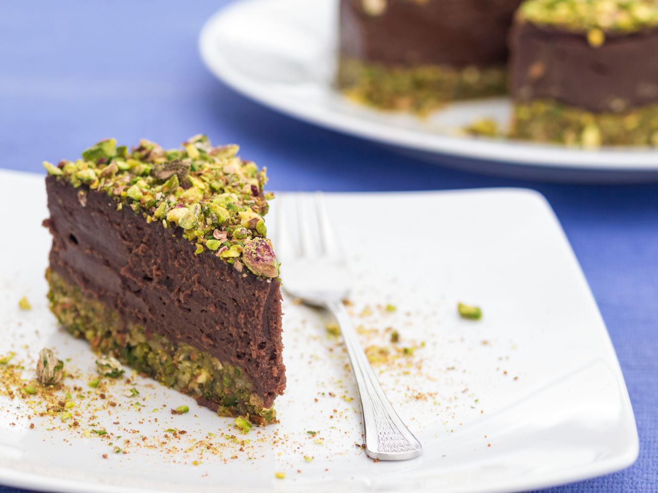 bolo de chocolate com abacate