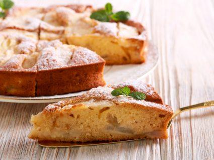 Receitas de bolo de maçã