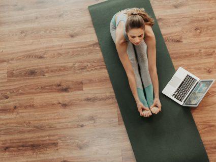 Canais do youtube para fazer exercício em casa: as nossas sugestões