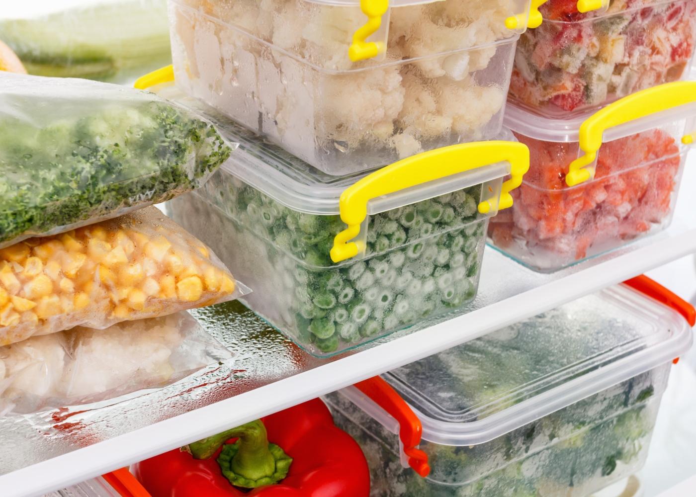 Lista de compras para a quarentena: congelados