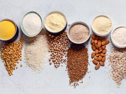 Guia de farinhas: variedade de farinhas