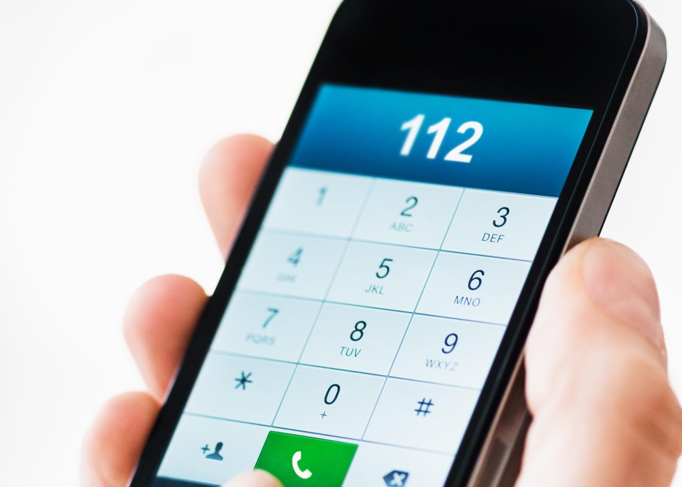 Regras básicas de primeiros socorros: ligar 112