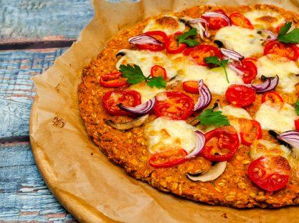massas de pizzas saudáveis