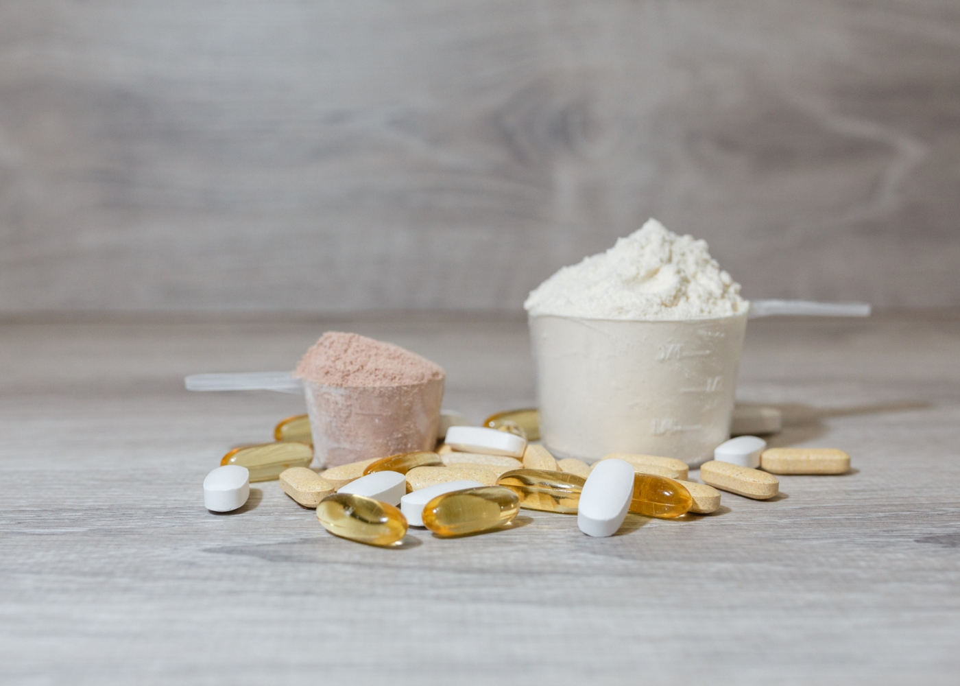 Suplementos vitamínicos no desporto: vitaminas e minerais