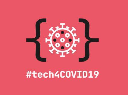 Tech4Covid: comunidade tecnológica a combater o Corvid-19