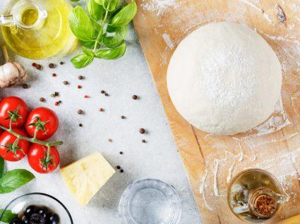 Como fazer massa de pizza: receitas