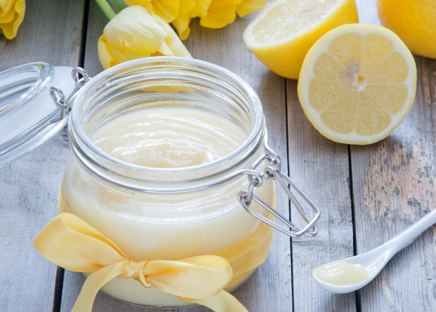 Ganache de limão