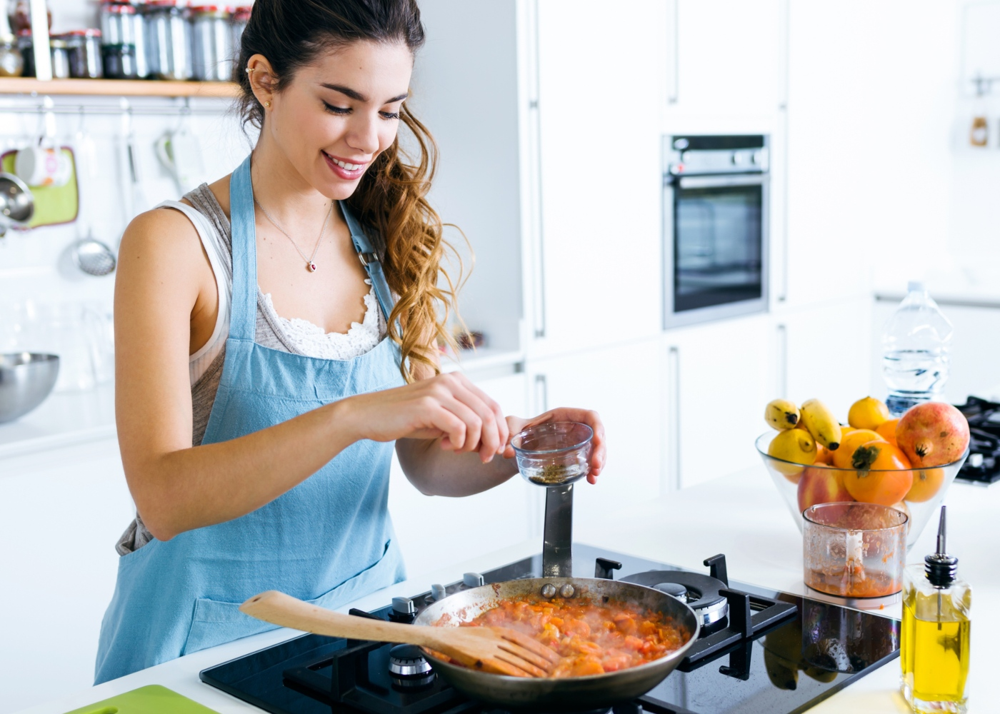 Ideias para o Dia da Mãe: fazer o almoço