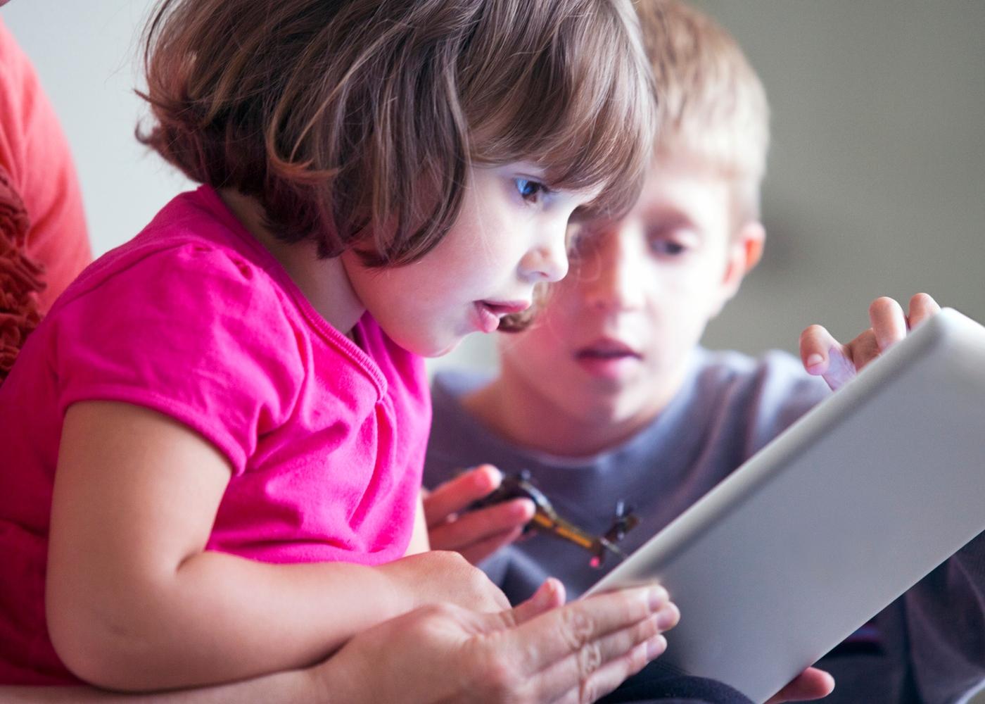 Jogos caseiros para crianças: jogar online