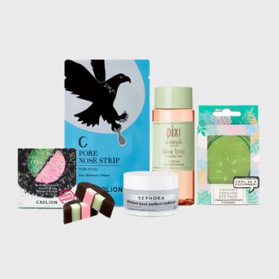 Kit de beleza Sephora