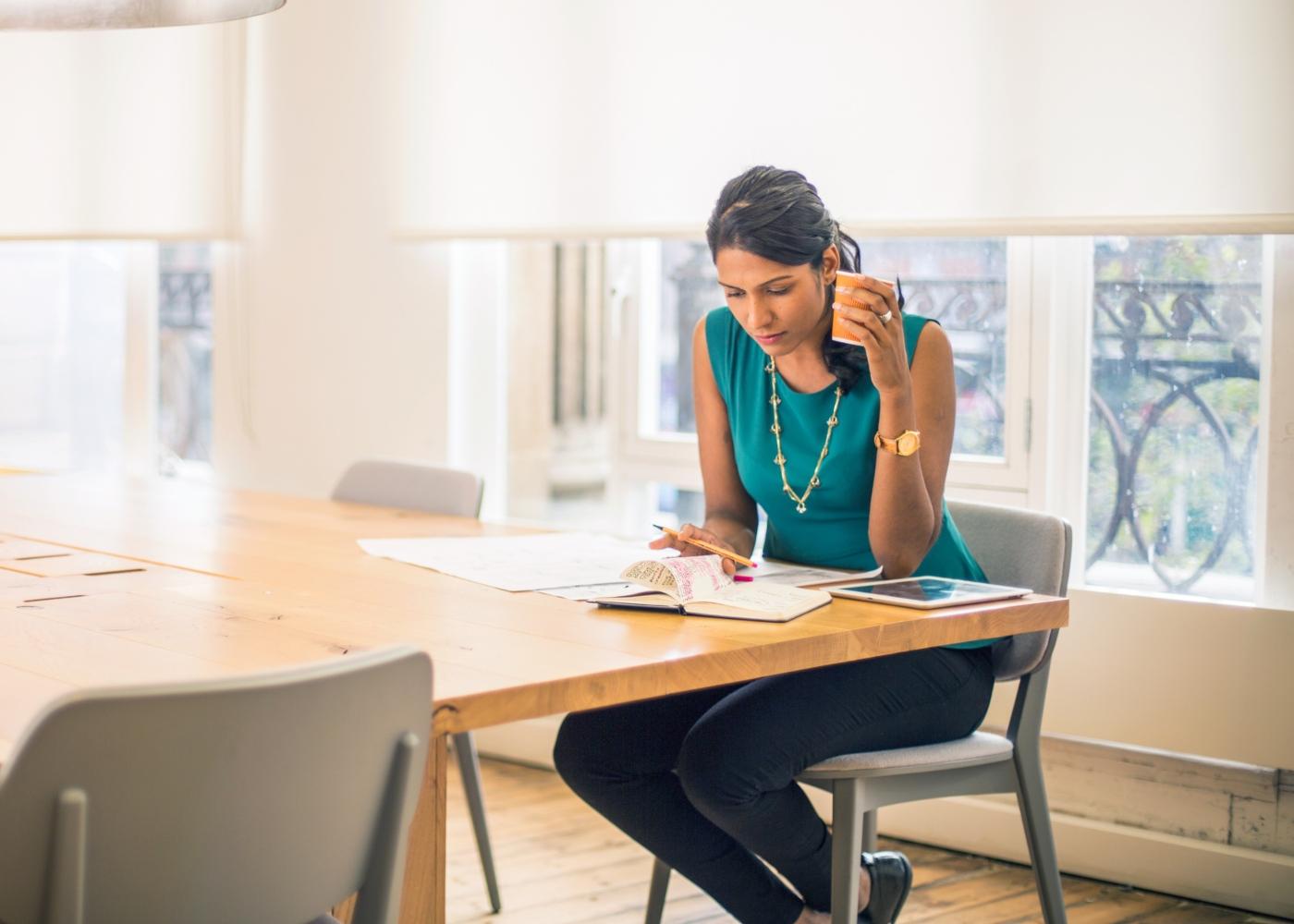 Coisas a fazer em casa para se manter ativo: organizar agenda