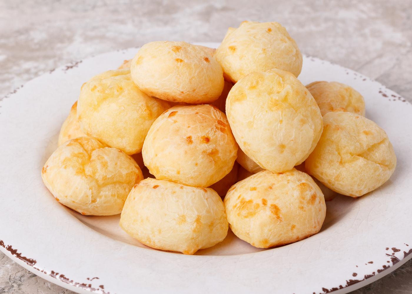 pão de queijo da serra da canastra