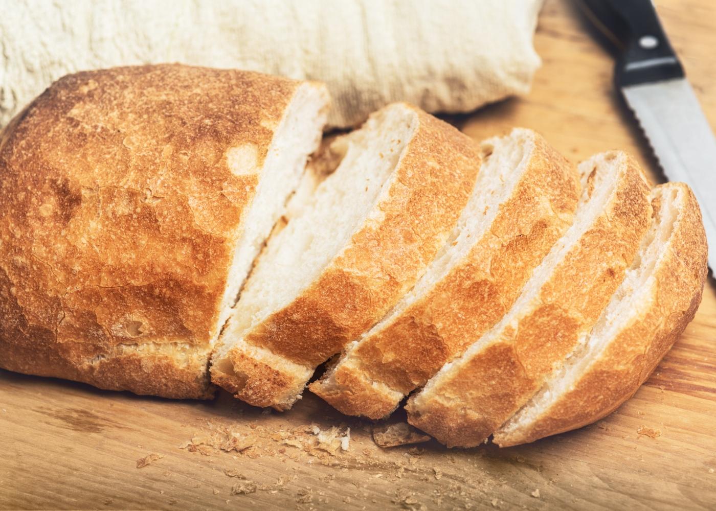 Receitas de pão de forma: bimby