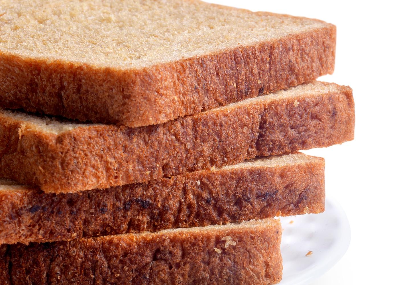 Receitas de pão de forma: versão fit