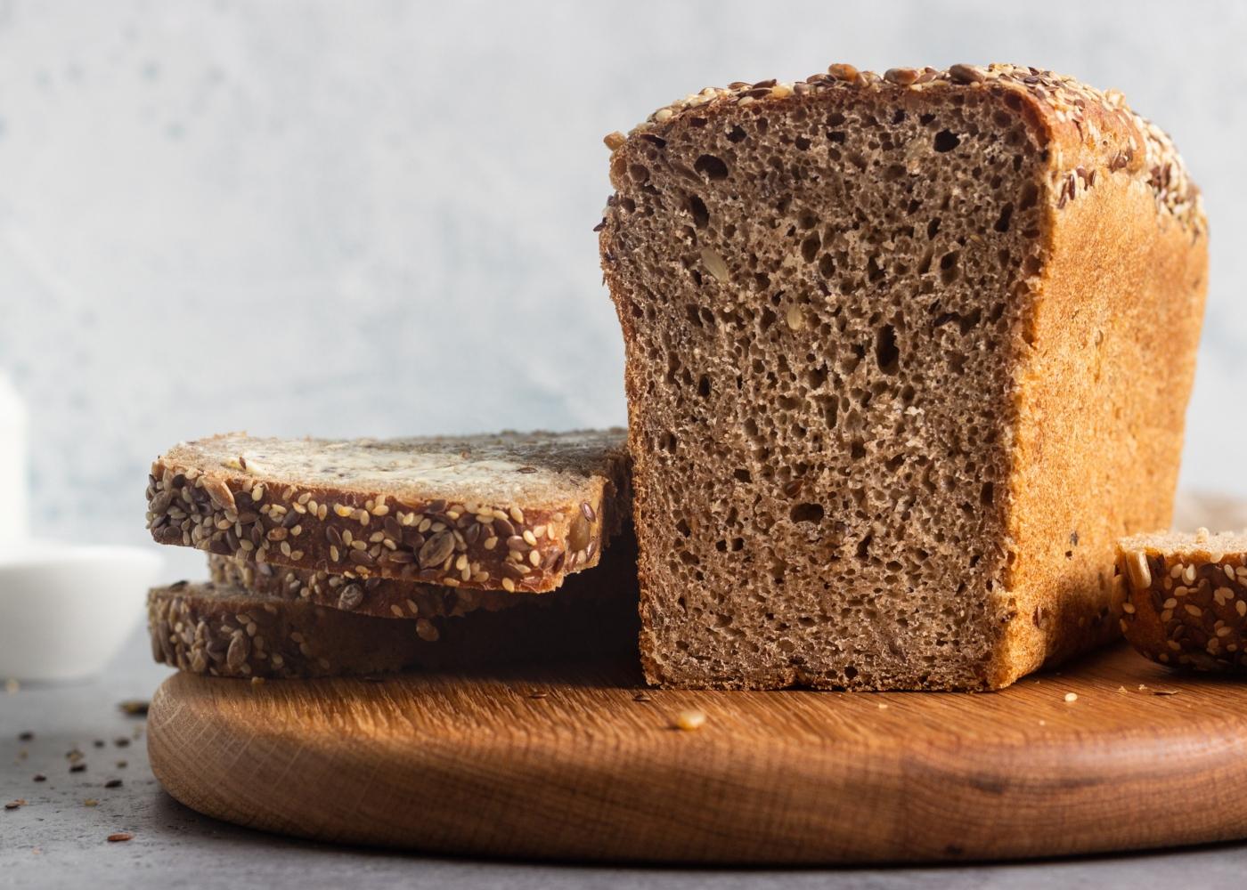 Receitas de pão de forma: versão integral