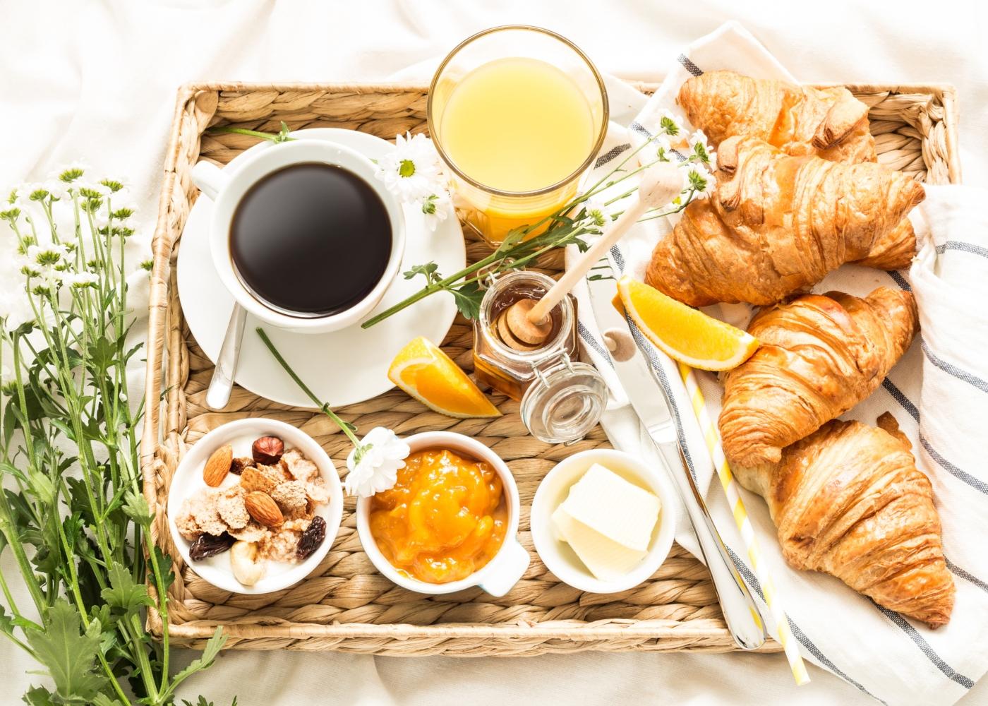 Surpresas para o Dia da Mãe: pequeno-almoço especial na cama
