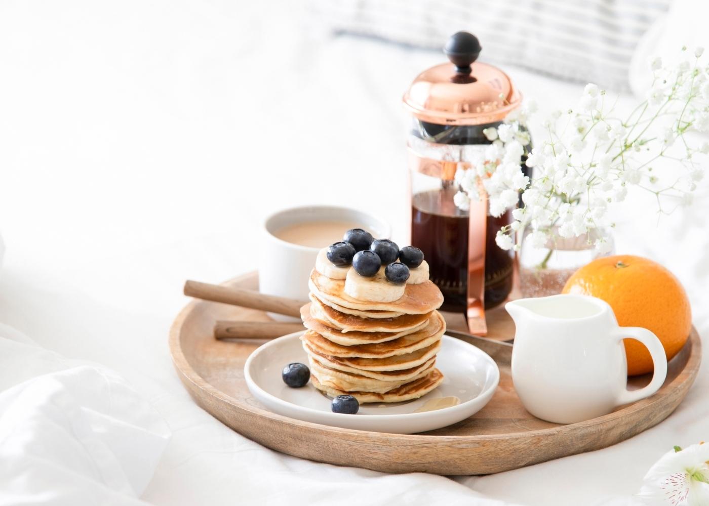 Ideias para o Dia da Mãe: pequeno-almoço