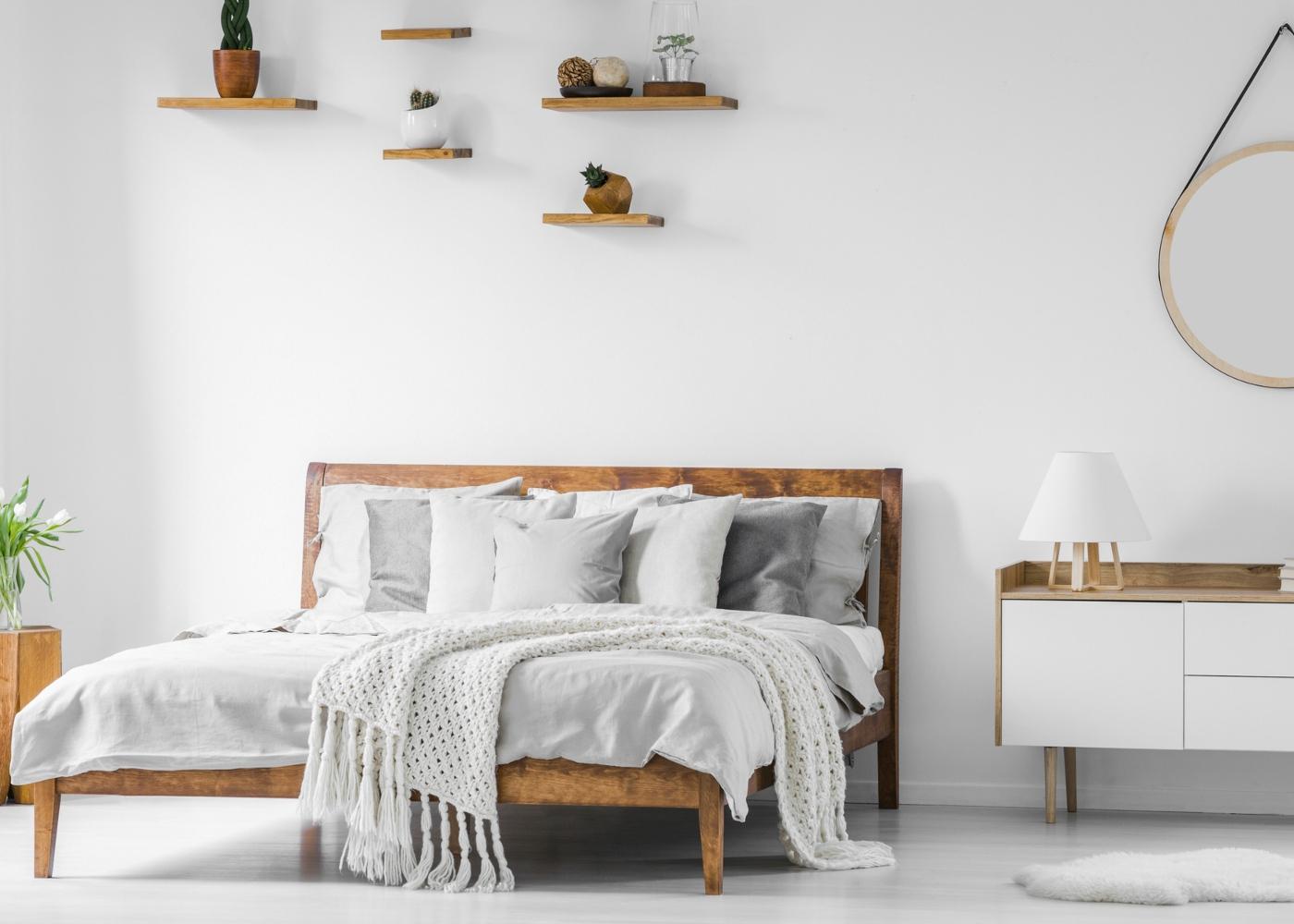 Como dormir bem durante quarentena: quarto relaxante