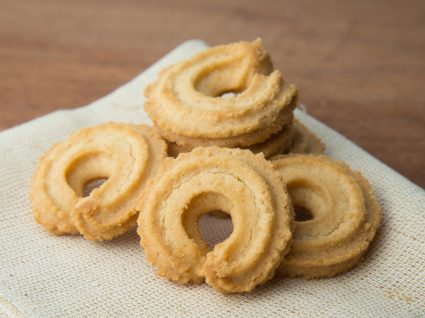 Receitas de biscoitos de manteiga