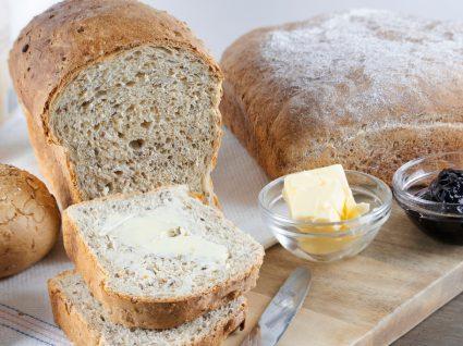 Receitas de pão de forma caseiro