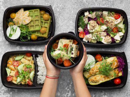 Restaurantes de comida saudável que entregam em sua casa