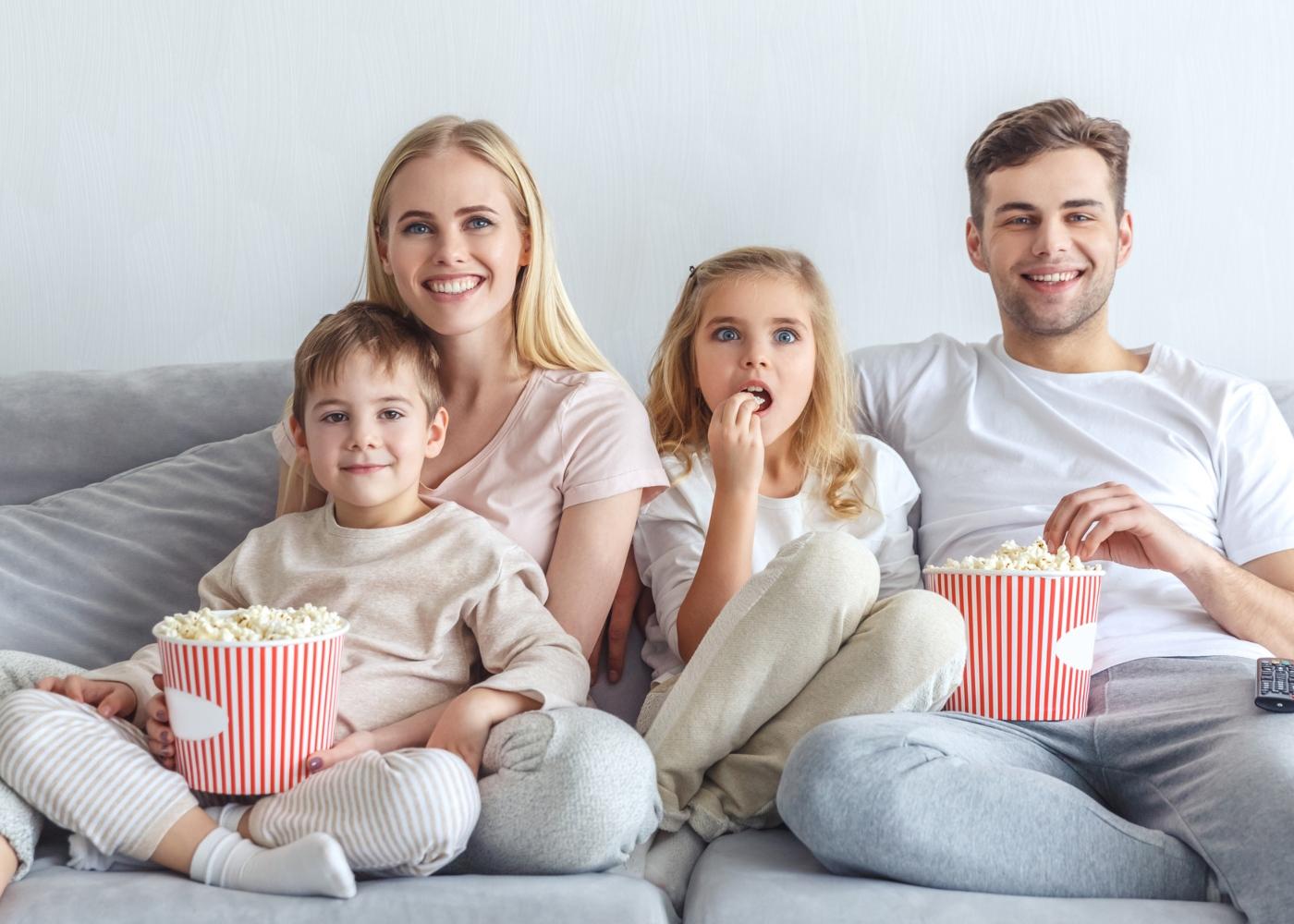Surpresas para o Dia da Mãe: sessão de cinema