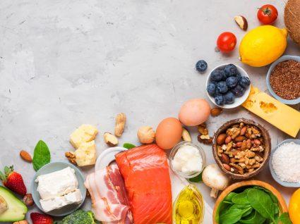Vitaminas de A a K: variedade de alimentos
