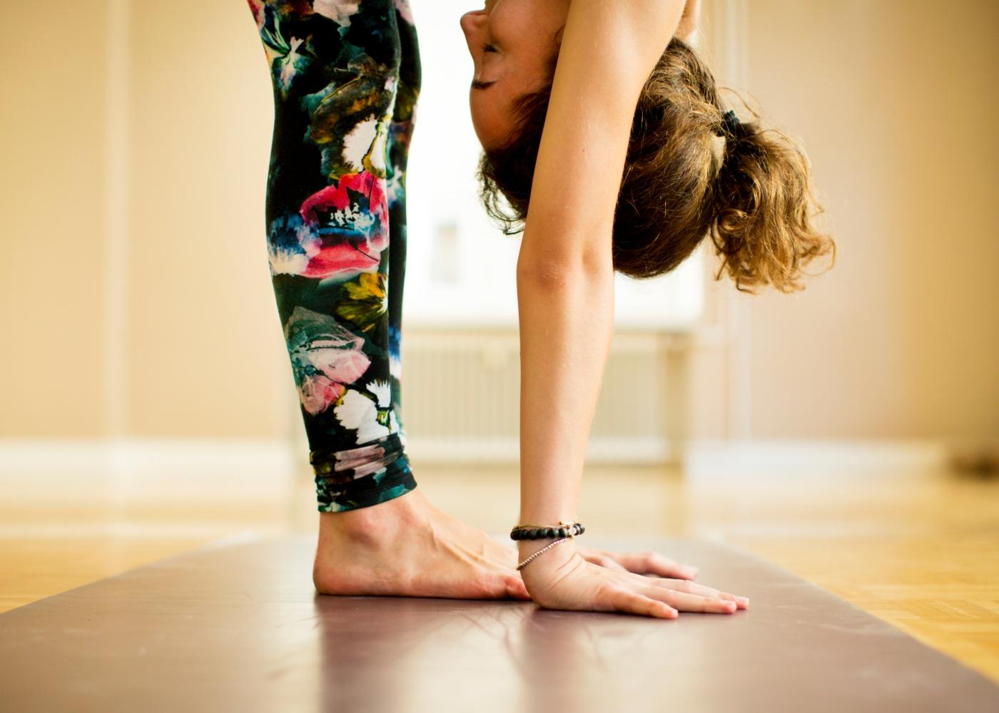 Cursos para fazer em casa: ioga