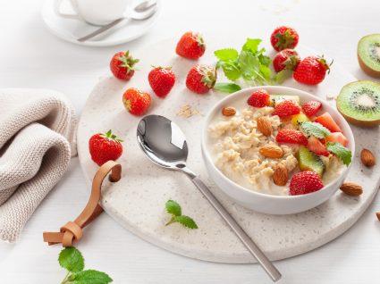 receitas para um pequeno-almoço saudável