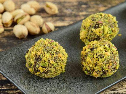 Doces vegan que não precisam de forno: energy balls