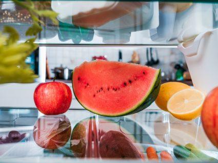 Frutas e legumes que não deve guardar no frigorífico