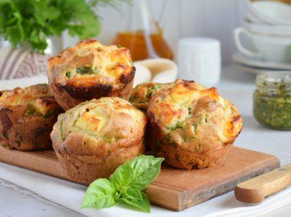 Marmitas saudáveis para piqueniques: egg muffins