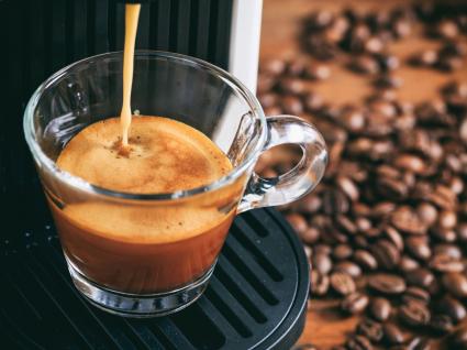 Café expresso e café solúvel