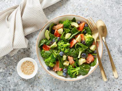 salada comida de verão