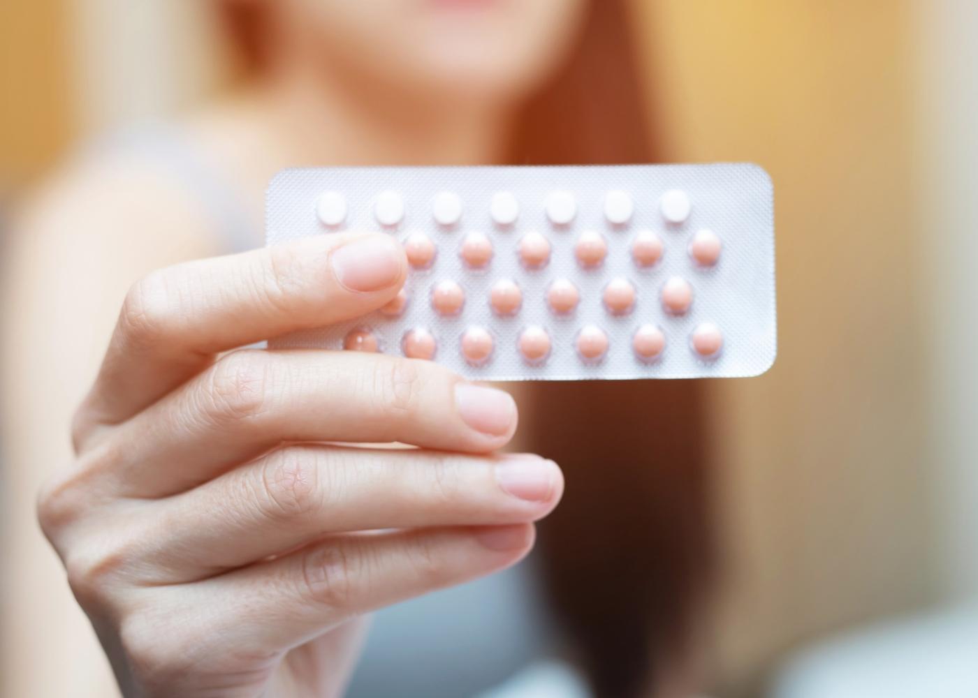 Efeitos secundários da pílula