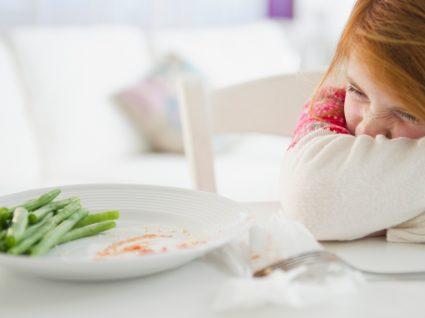 Ensinar as crianças a gostar de legumes