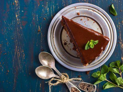 Coberturas de bolos saudáveis