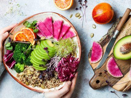 Mitos sobre a dieta vegetariana