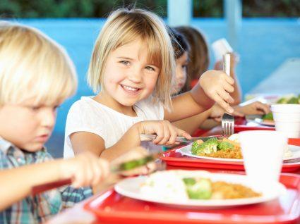 refeições escolares mais seguras