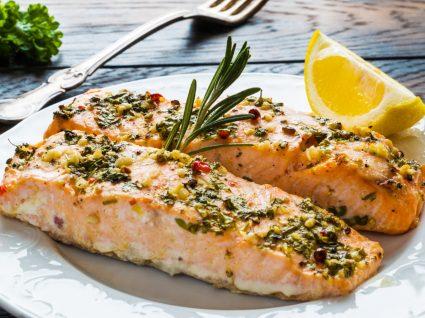 receitas saudáveis de peixe