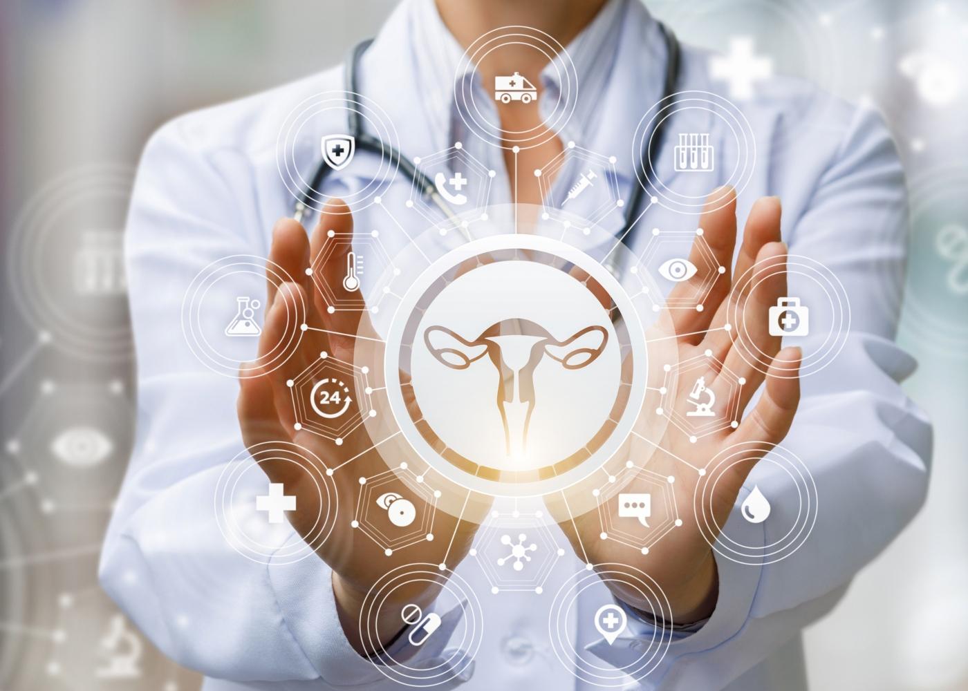Exames ginecológicos de rotina