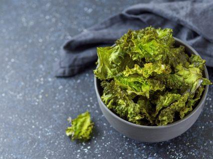 snacks de legumes no forno