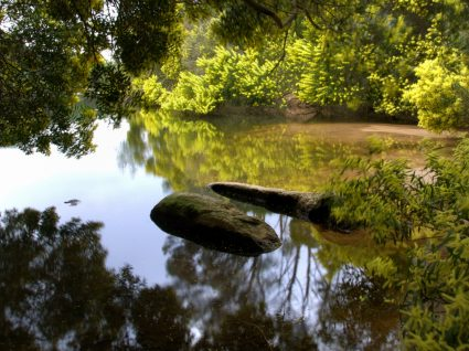 Trilho da Lagoa Azul