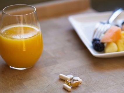 Interações alimento-medicamento