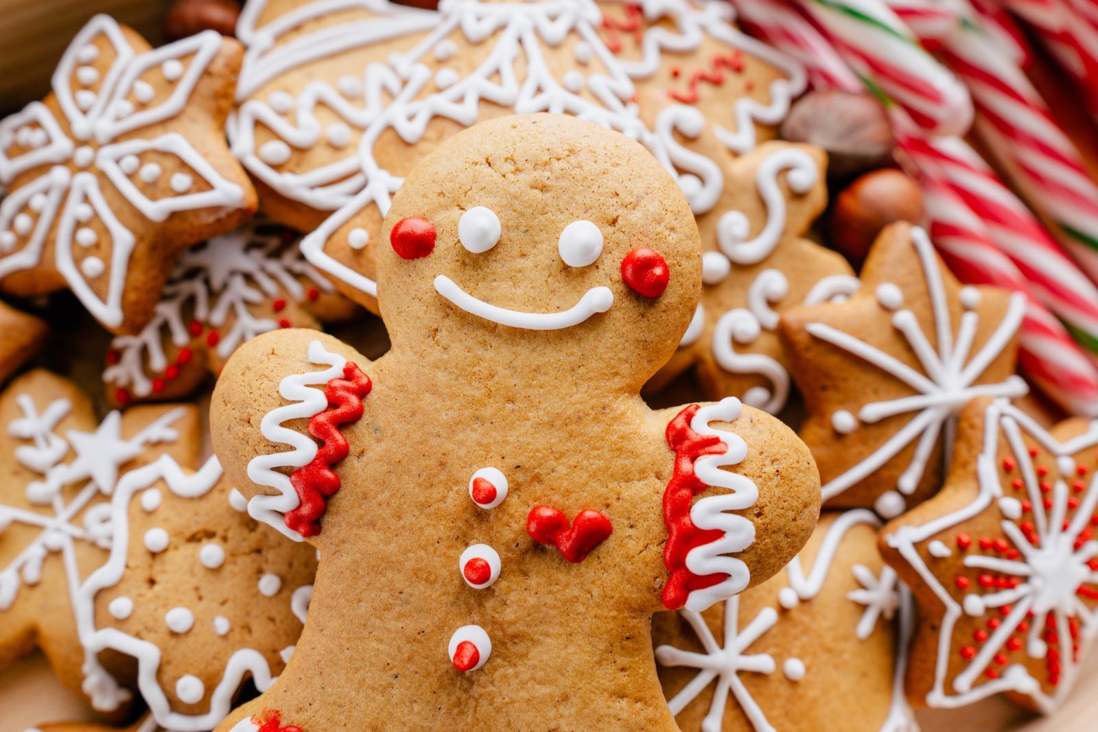 Massa para bolachas de Natal vegan