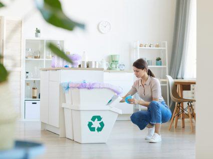 Como fazer reciclagem