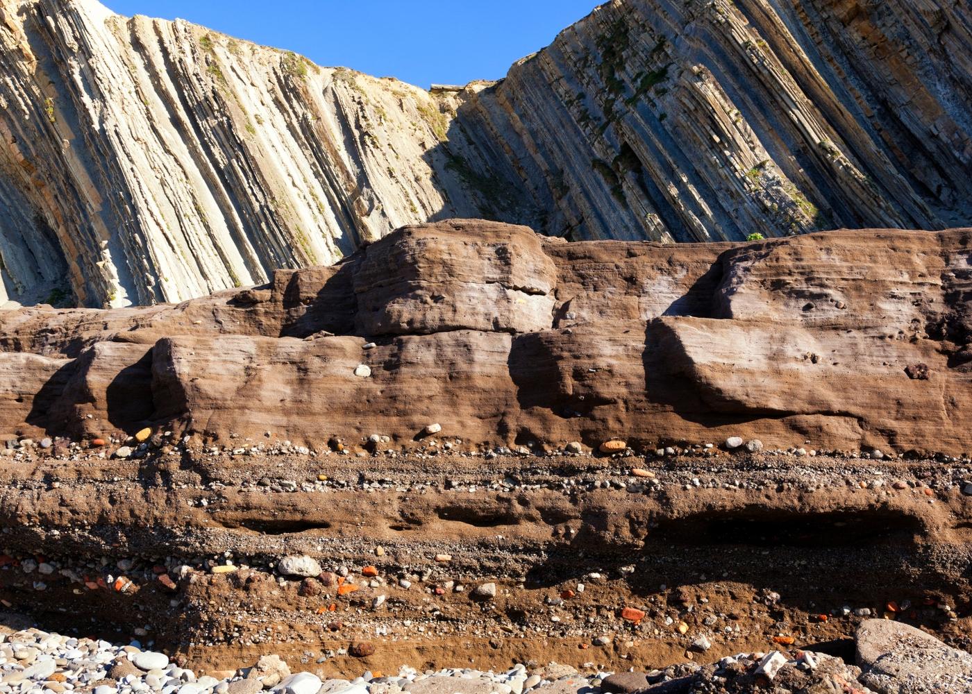 Marcas de eras geológicas